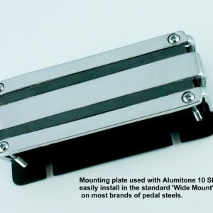 Pickup Plate for Alumitone 10 String