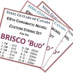 Brisco 'Bud' E9th Custom (3 Set Special)