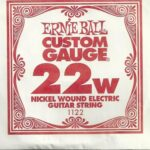 Ernie Ball Nickel Wound 22w Single String