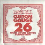 Ernie Ball Nickel Wound 26w Single String