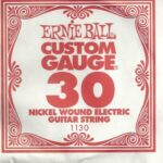 Ernie Ball Nickel Wound 30w Single String