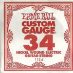 Ernie Ball Nickel Wound 34w Single String