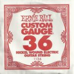 Ernie Ball Nickel Wound 36w Single String