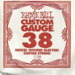 Ernie Ball Nickel Wound 38w Single String