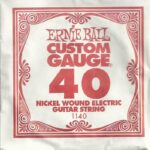 Ernie Ball Nickel Wound 40w Single String
