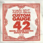 Ernie Ball Nickel Wound 42w Single String