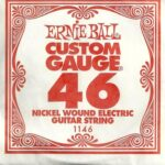 Ernie Ball Nickel Wound 46w Single String