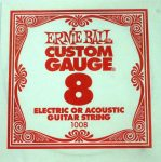 Ernie Ball Plain .008 String