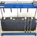 GFI Expo S-10, 3&4 Blue Mica with Case