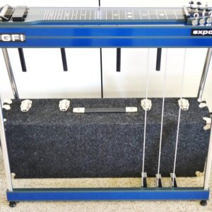 GFI Expo S-10, 3&4 Blue Mica with Case (On Order)