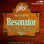 GHS 1650 – Resonator Phosphor Bronze Roundwound