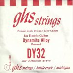 GHS 'Dynamite Alloy' DY32 Wound String