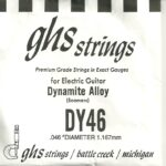 GHS 'Dynamite Alloy' DY46 Wound String