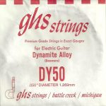 GHS 'Dynamite Alloy' DY50 Wound String
