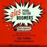 GHS GB-C6 Boomers Dynomite Alloy 10 String Set