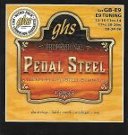 GHS GB-E9 Nickel-Plated 10 String Set