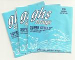 GHS ST-C6 Super Steels Stainless 10 String '3 Set Special'