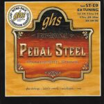 GHS ST-E9 Super Steels, Stainless Steel E9th 10 String Set