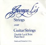 George L's Plain .010 String