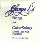 George L's Plain .011 String