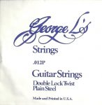 George L's Plain .012 String