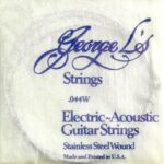George L's Stainless .044 Wound String