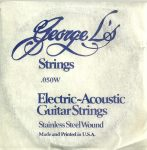 George L's Stainless .050 Wound String