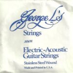George L's Stainless .056 Wound String