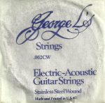George L's Stainless .062 Compound Wound String