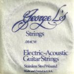 George L's Stainless .064 Compound Wound String