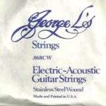 George L's Stainless .068 Compound Wound String