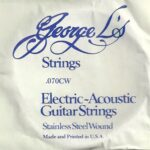 George L's Stainless .070 Compound Wound String