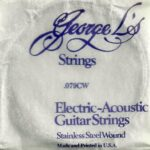 George L's Stainless .079 Compound Wound String