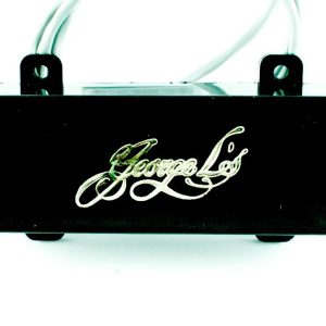 George L's 10 String EON Humbucking Pickup, 17.5 Ohms (with iron blades)