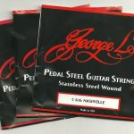 George L's Nashville C6th Stainless Steel 10 String '3 Set Special'