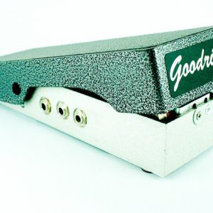 GOODRICH H-10-K Volume Pedal with Built In Buffer Amp