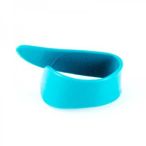 HERCO BLUE Plastic Thumb Pick