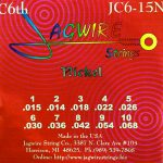 Jagwire JC6-15N Nickel 10 String Set