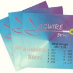 Jagwire JE9-38S, Stainless Steel E9th 10 String '3 Set Special'