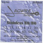 Jagwire JE9-B6S Stainless Steel Universal 12 String Set