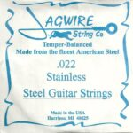 Jagwire Stainless .022 Wound String