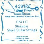 Jagwire Stainless .024 Wound String