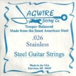 Jagwire Stainless .026 Wound String