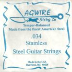 Jagwire Stainless .034 Wound String