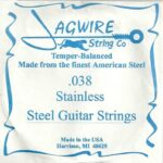 Jagwire Stainless .038 Wound String