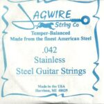 Jagwire Stainless .042 Wound String