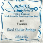 Jagwire Stainless .079 Wound String