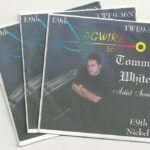 Jagwire TWE9-36N 'Tommy White' Nickel E9th '3 Set Special'