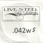 LIVE Stainless .042S Wound String