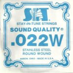 SIT Stainless .022 Wound String